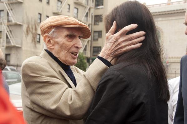 Harvey Lichtenstein & Julie Taymor