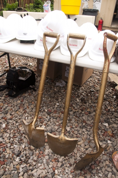 Photo Coverage: Groundbreaking for Theatre for a New Audience's New Classical Theatre in Brooklyn