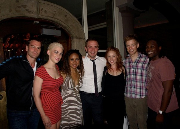 Photo Flash: Tracie Thoms, Barrett Foa, et al. in FOR THE RECORD Concert!