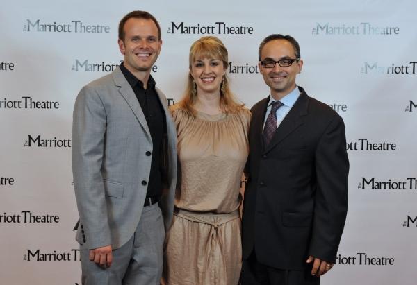 Ryan Nelson, Rachel Rockwell, Andy Hite Photo