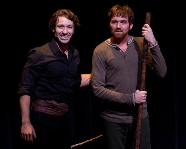 Xander Chauncey and Shad Olsen