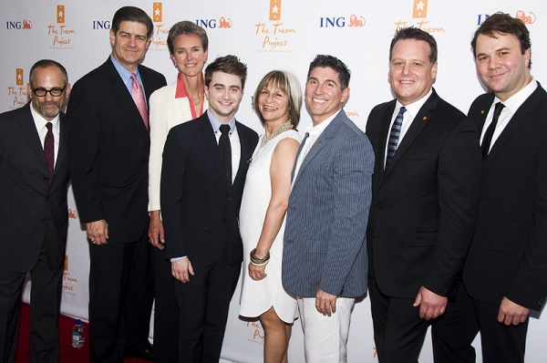 Photo Coverage: The Trevor Project Honors Daniel Radcliffe with The Hero Award