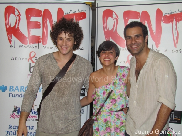 PHOTO FLASH: Rent En Concierto en el Teatro Coliseum
