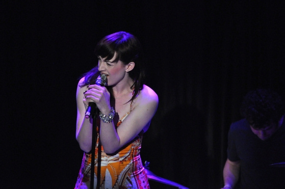 Photo Coverage: Chase, Andreas et al. Sing for RAINN Benefit