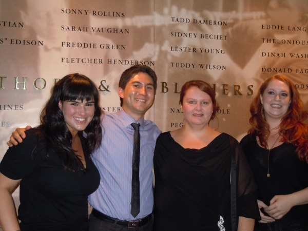 Molly Hager, Danny Larsen, Michelle Elliott, Katie Thompson