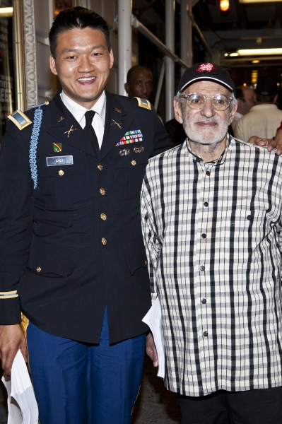 Photo Coverage: Lt. Dan Choi, Larry Kramer, Hugh Jackman & Senator Tom Duane Support LGBTQ Rights at THE NORMAL HEART