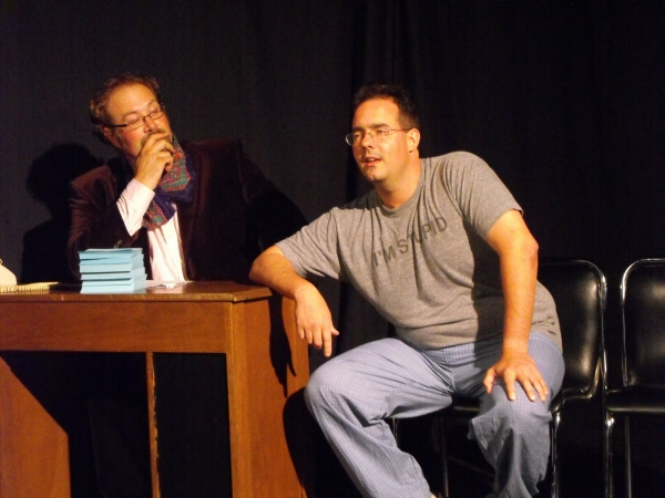 Peter Graybeal as Peter St. Pierre and Greg McGill as Greg McGill