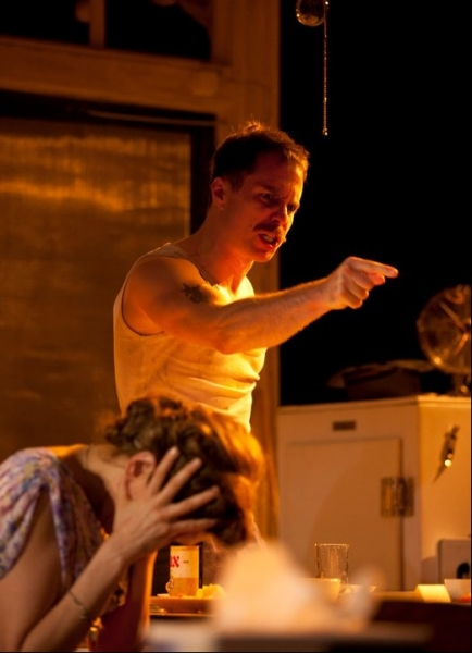 Sam Rockwell at Rockwell & Hecht in Williamstown's A STREETCAR NAMED DESIRE