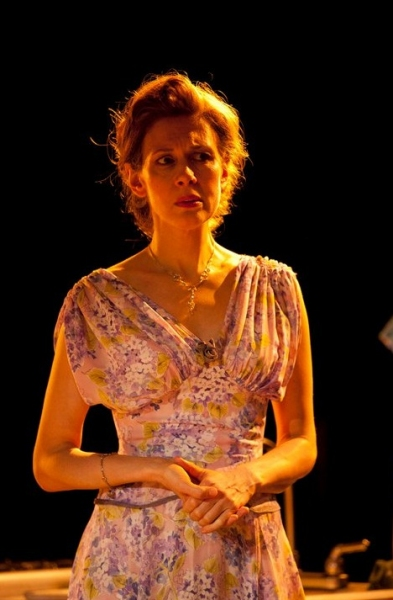Photo Flash: Rockwell & Hecht in Williamstown's A STREETCAR NAMED DESIRE
