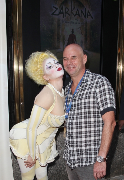Photo Coverage: ZARKANA Opens at Radio City Music Hall!