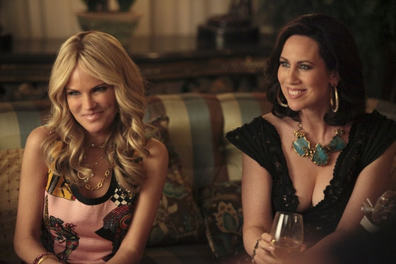 KRISTIN CHENOWETH, MIRIAM SHOR at First Look at Kristin Chenoweth in GOOD CHRISTIAN BELLES!