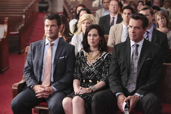 Mark Deklin, Jennifer Aspen, Miriam Shor, David James Elliott