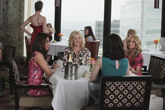 Marisol Nichols, Jennifer Aspen, Miriam Shor, Kristin Chenoweth Photo