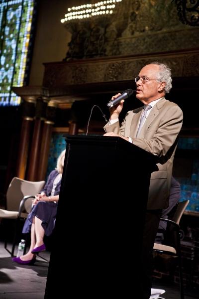 Nigel Redden of Lincoln Center