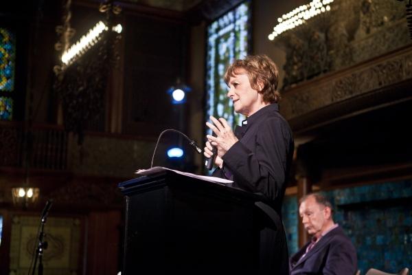 Rebecca Robertson of Lincoln Center