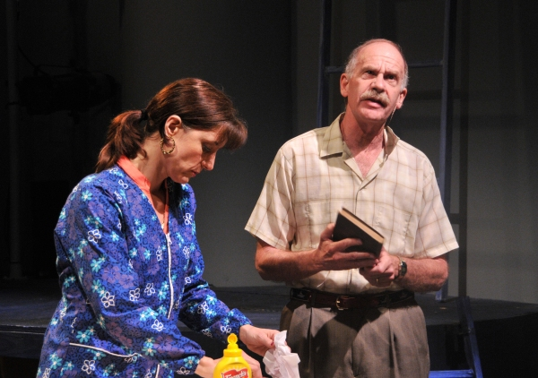 Maggie Bofill and Peter Levine
