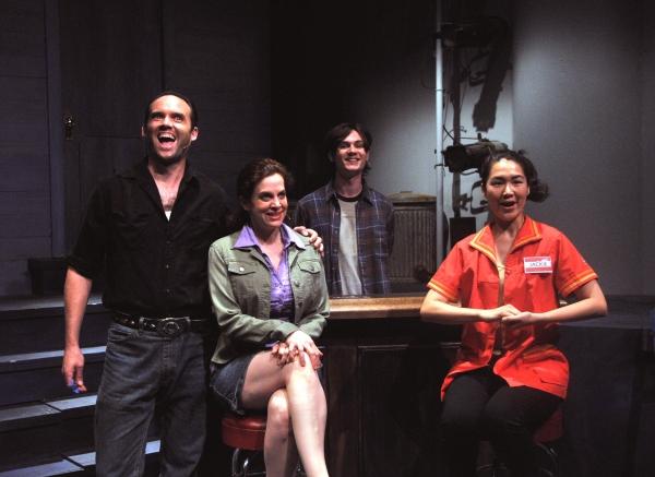 Danny Wolohan, Carolyn Baeumler, Thomas Pecinka, and Jackie Chung