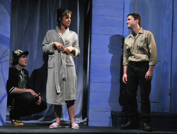 Matthew-Lee Erlbach, Maggie Bofill, and Garrett Neergaard
