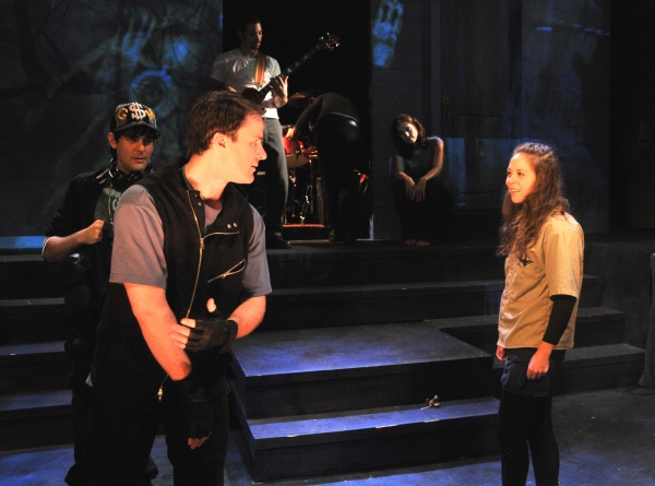 Photo Flash: New Georges' THE GERM PROJECT