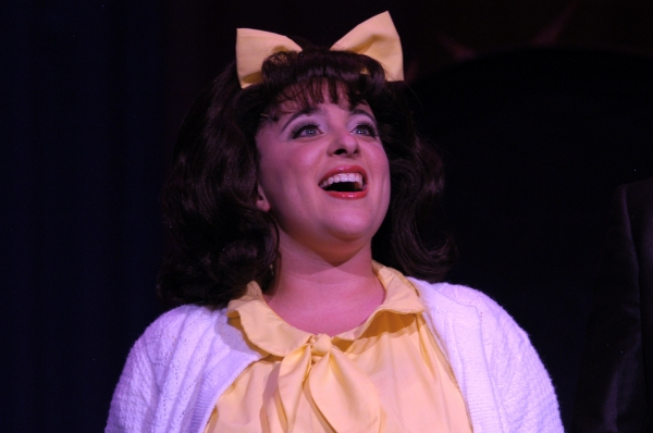 Megan Kane as Tracy Turnblad at BWW Reviews:  Arvada Center's HAIRSPRAY - So Alive!