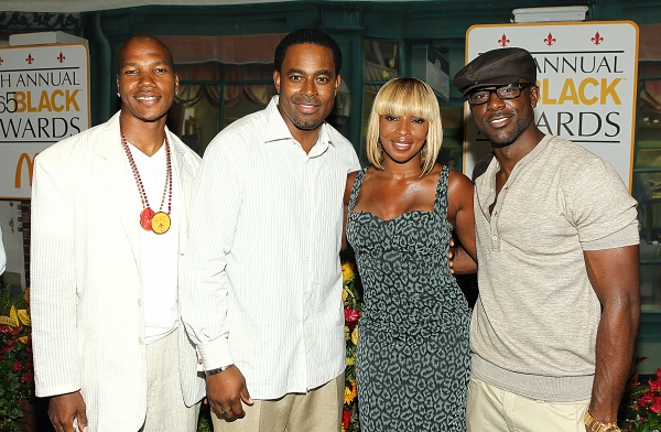 Photo Flash: Blige, Dee et al. Honored at 365Black Awards