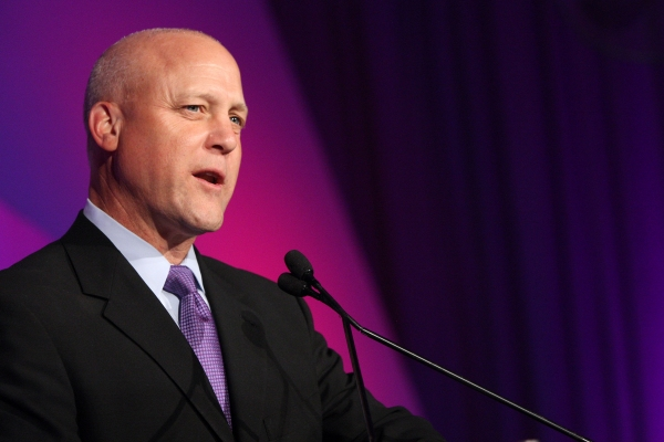 Mayor Mitch Landrieu gives opening remarks 2011 365Black® Awards in New Orleans, kicking- off the Essence Music Festival weekend. The 365Black Awards were launched in 2003 and are an extension of McDonald's 365Black initiative, created to celebr