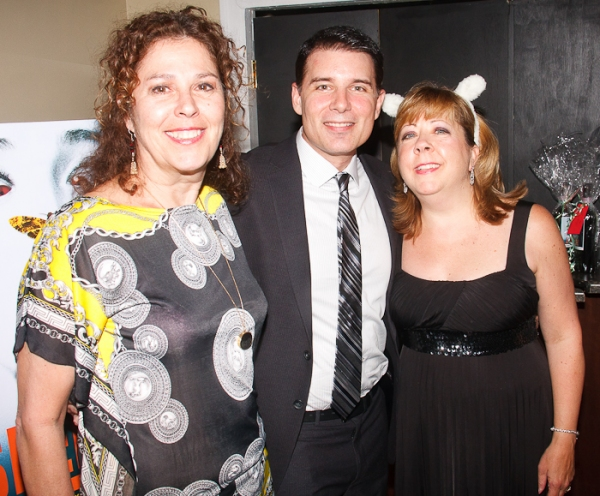 Donna Trinkoff, Rich Affannato, and Victoria Lang