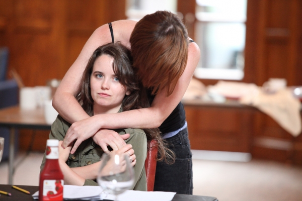Photo Flash: In Rehearsal with F2M at New York Stage and Film