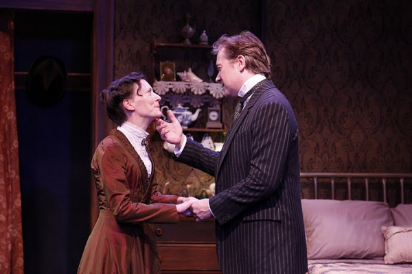 Photo Flash: First Look at Irish Rep's TRYST