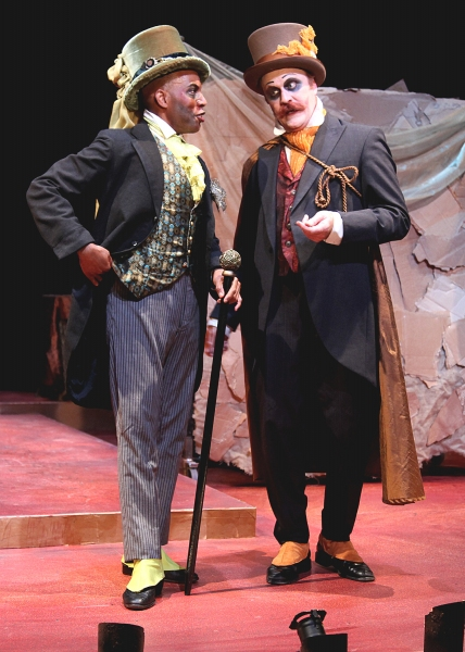 Photo Flash: Shakespeare Theatre of New Jersey's TIMON OF ATHENS