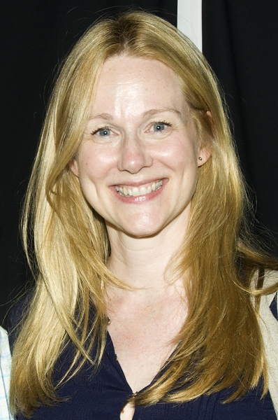 Laura Linney & at Linney, Lucci Celebrate CATCH ME IF YOU CAN's 100th Performance on Broadway!