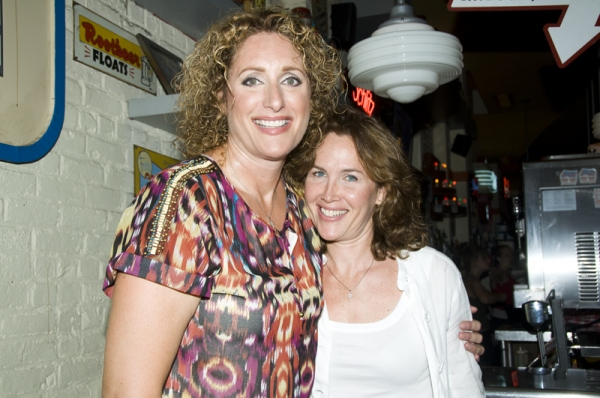 Photo Coverage: Judy Gold Opens THE JUDY SHOW: MY LIFE AS A SITCOM