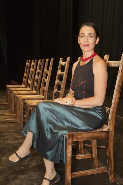 playwright/director Yael Farber