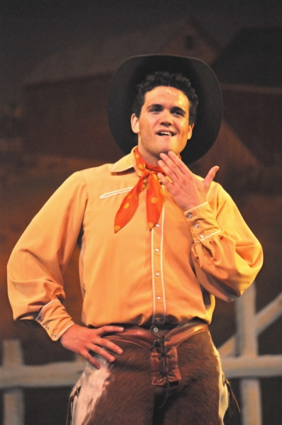 Photo Coverage: OKLAHOMA! Opens July 8 at Reagle Music Theatre