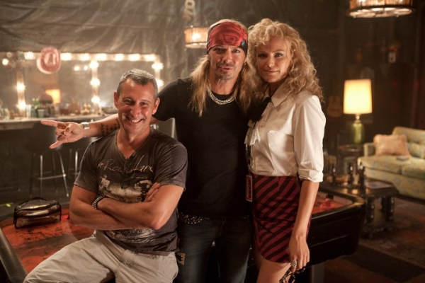 Adam Shankman, Bret Michaels, Malin Akerman
