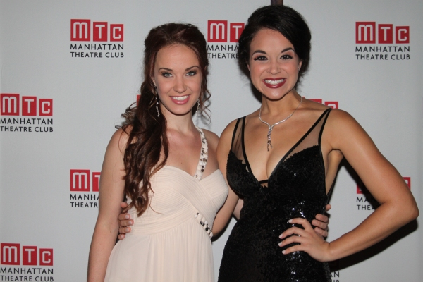 Photo Coverage: MASTER CLASS Opening Night Party!