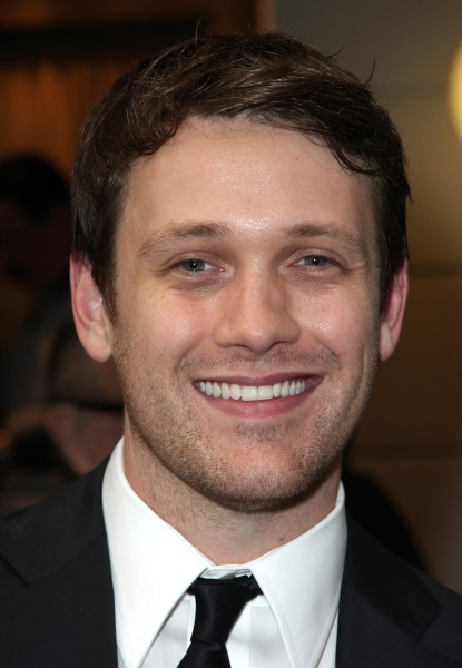 Michael Arden attending the Opening Night Performance of The Masnhattan Theatre Club's  'Master Class' at the Samuel J. Friedman Theatre in New York City.