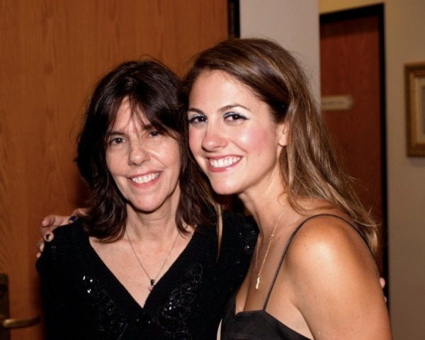 Tammy Minoff and her mother