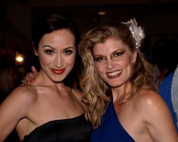 Monica Schneider, Erin Matthews
