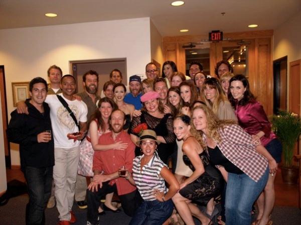 Photo Flash: Opening Night of Troubadour Theatre Company's FLEETWOOD MACBETH