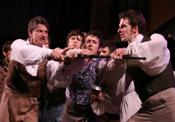 Christian Gray, Will Allan, & Luke Couzens