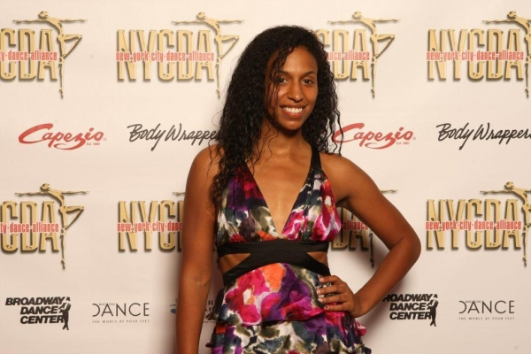 NYCDA Choreographer Chloe Arnold  at 2011 NYC Dance Alliance National Convention Finale