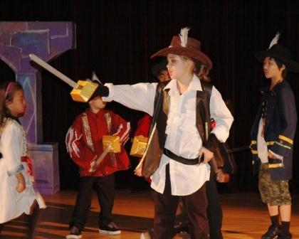 Millie Macdonald as D'artagnan
