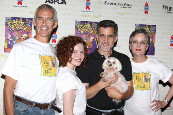 Photos: Backstage at Broadway Barks 13th Annual Adopt-A-Thon (Part One)