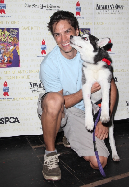 Photo Coverage: Backstage at Broadway Barks 13th Annual Adopt-A-Thon (Part Two)