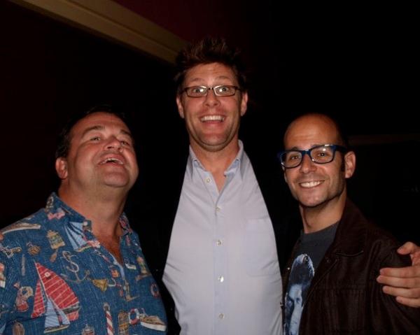John Massey, Chris Gilbert, Jeffrey Landman
