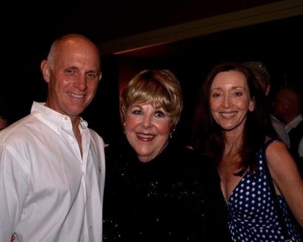 Andy Umberger, Mary Jo Catlett, Teri Bibb