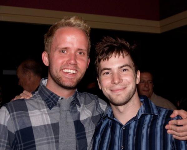 Nick Lorenzini, Chris Caldwell Eckert