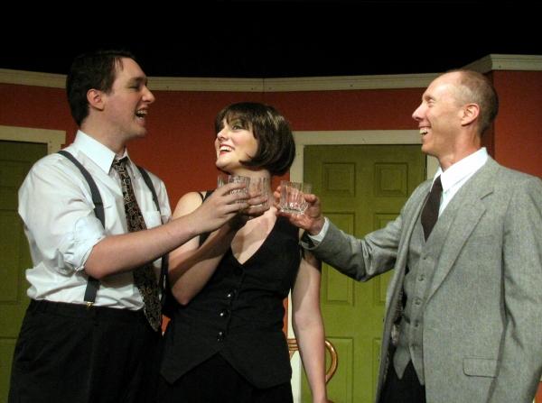 John Bergeron, Tess Ammerman, Ken Ammerman Photo