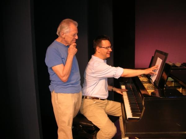 Michael Montel and Greg Pliska Photo